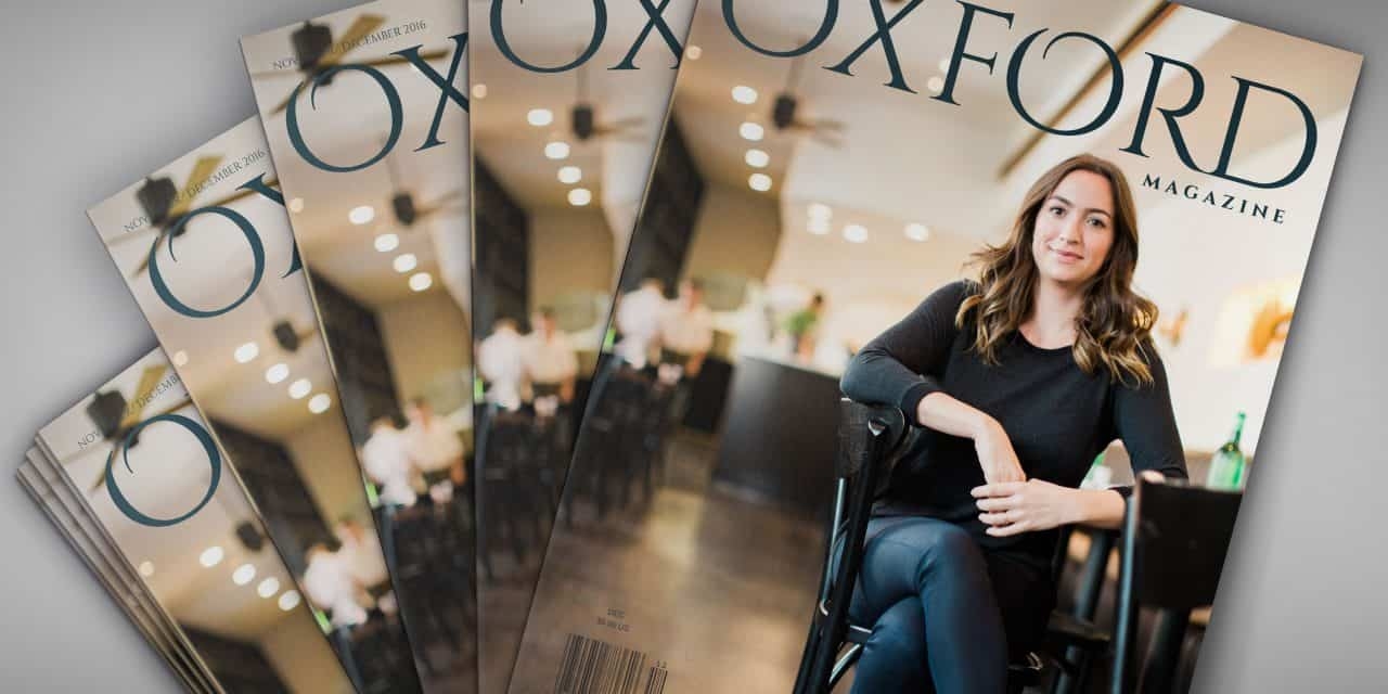 From the Editor: Oxford Magazine is Oxford's Magazine