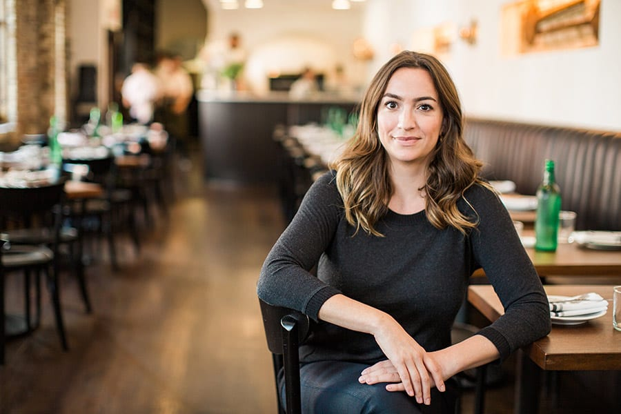 Emily Blount on food, family and the idea of home